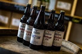 rudwick firebird brewery beer